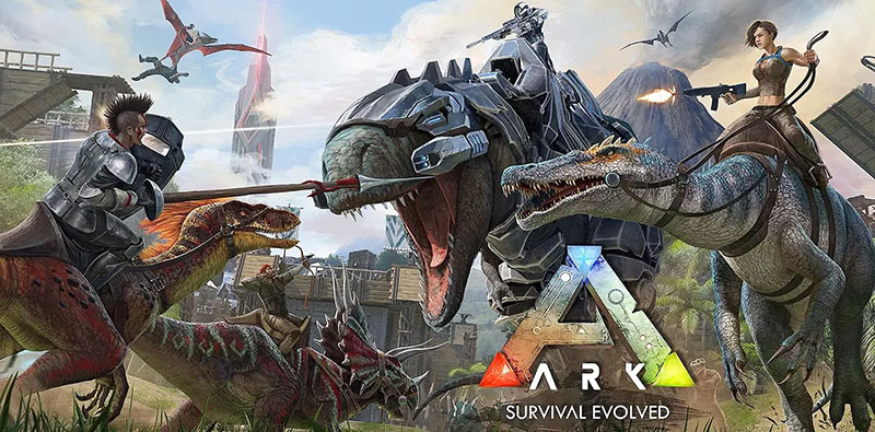 ARK: Survival Evolved v297.64 - торрент