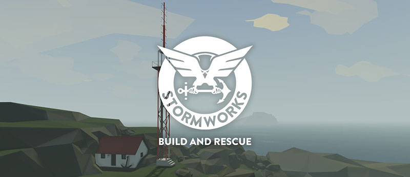 Stormworks: Build and Rescue v0.8.13 - торрент