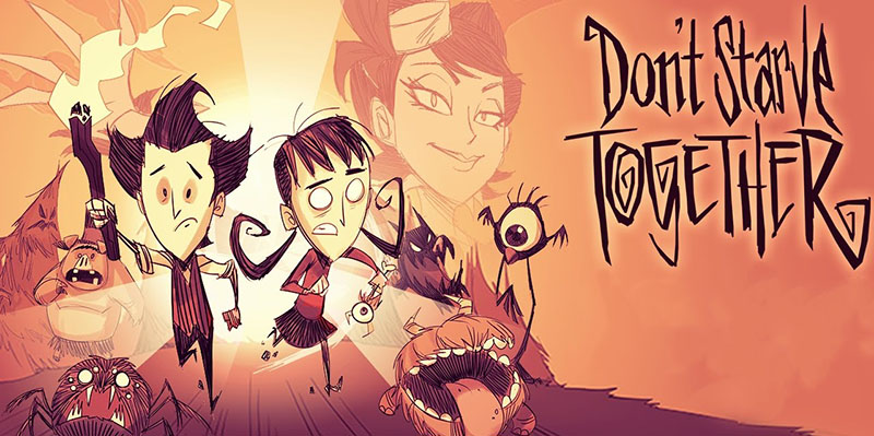 Don't Starve Together v342121 - торрент