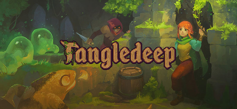 Tangledeep Build 1.25b – полная версия