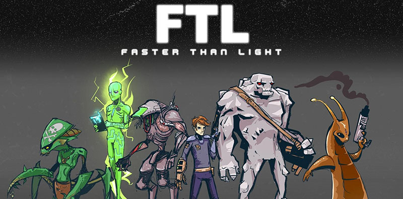 FTL: Faster Than Light v1.6.14 - Advanced Edition на русском