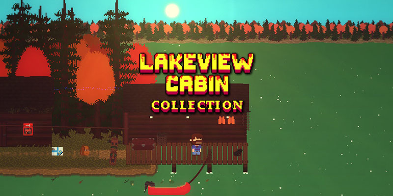 Lakeview Cabin Collection: Episode 1-6 – торрент