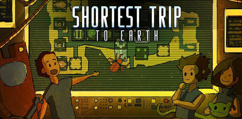 Shortest Trip to Earth v1.1.10 - полная версия