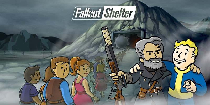 Fallout Shelter v1.13.13 / PC – русская версия на компьютер