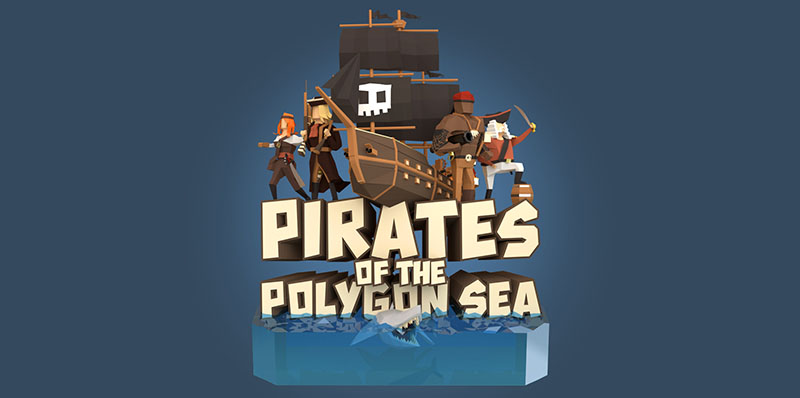 Pirates of the Polygon Sea v1.0.1.0 - полная версия