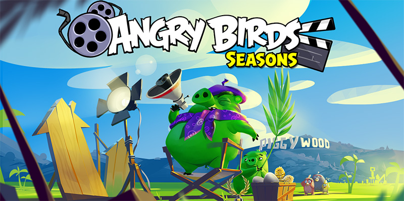 Angry Birds Seasons v4.1.0 PC – на компьютер