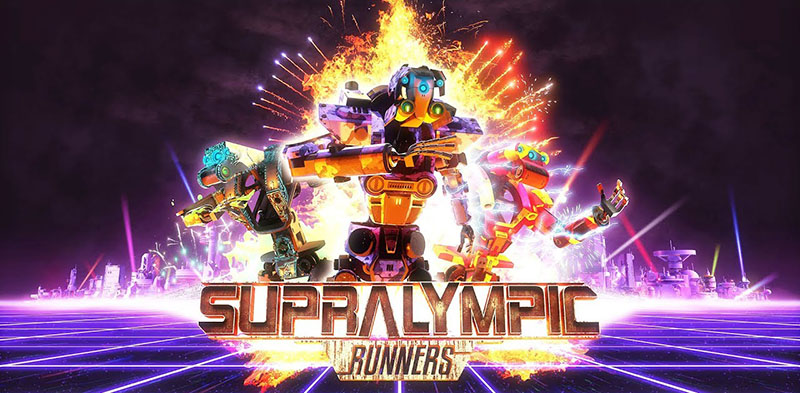 Supralympic Runners – торрент