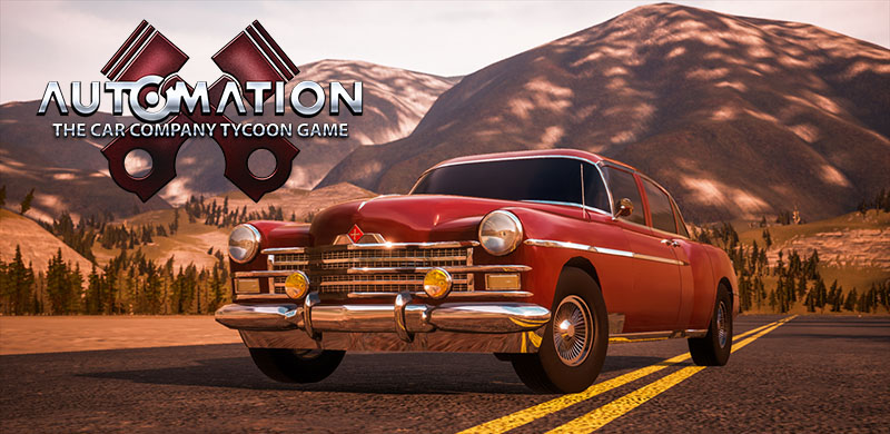 Automation: The Car Company Tycoon Game v01.08.2019 – торрент