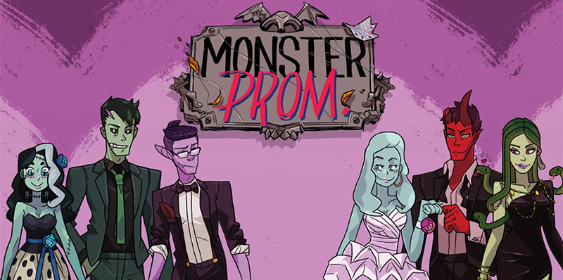 Monster Prom v15.02.2020 + Second Term DLC – торрент