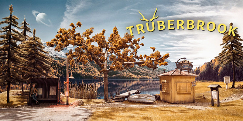 Truberbrook – A Nerd Saves the World v1.6 – торрент
