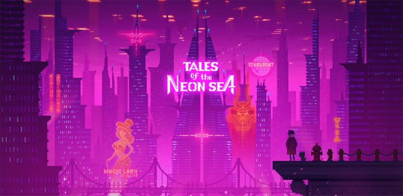Tales of the Neon Sea Chapters 1-3 - торрент
