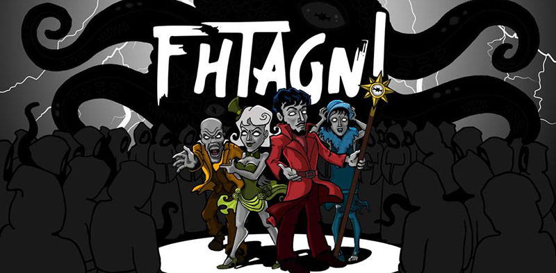Fhtagn! - Tales of the Creeping Madness v2.1.1a - торрент