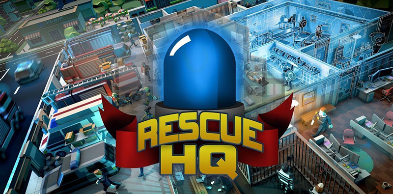 Rescue HQ - The Tycoon v1.1 - торрент