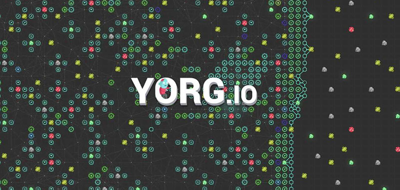YORG.io - Steam версия на русском