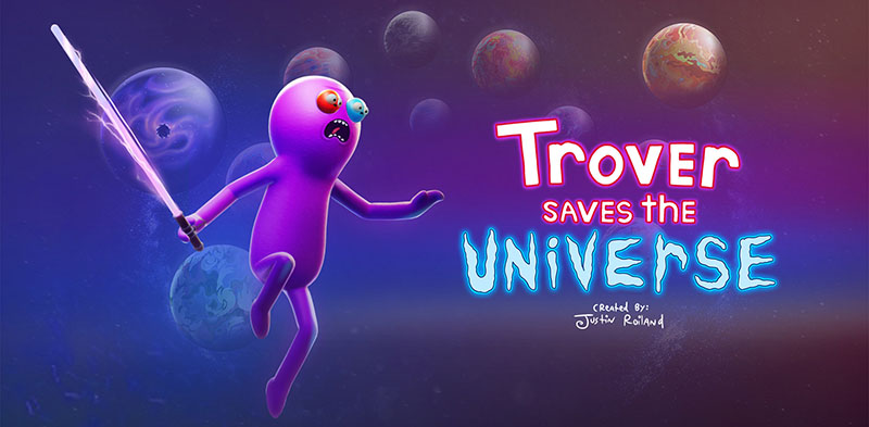 Trover Saves the Universe - торрент