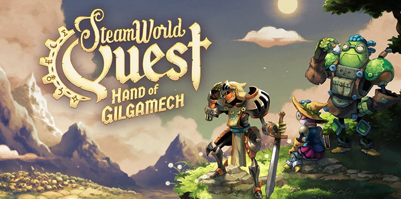 SteamWorld Quest: Hand of Gilgamech v08.08.2019 - торрент