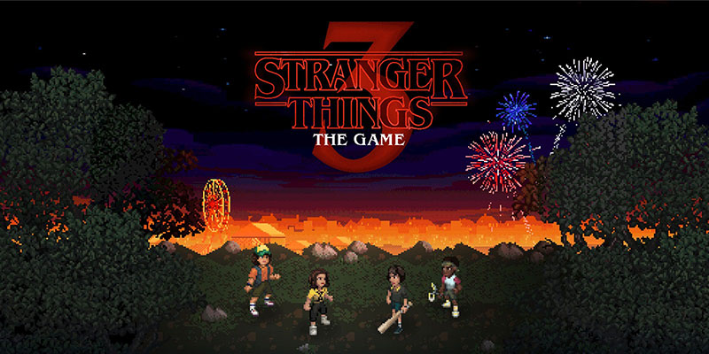 Stranger Things 3: The Game v1.2 - торрент