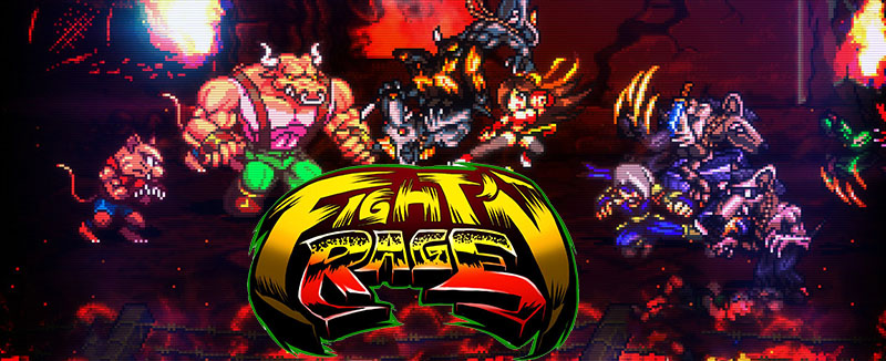 Fight'N Rage v08.07.2019 – торрент