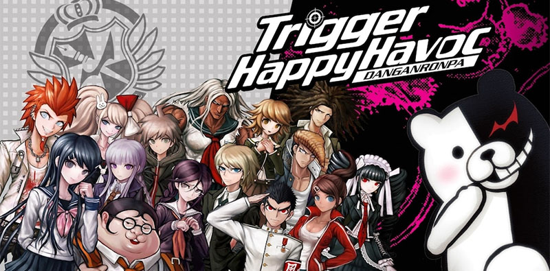 Danganronpa: Trigger Happy Havoc - торрент