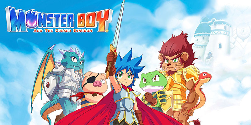 Monster Boy and the Cursed Kingdom v1.0 rc4 - торрент