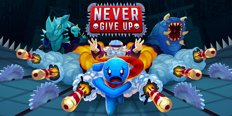 Never Give Up v1.0.0.16 - торрент