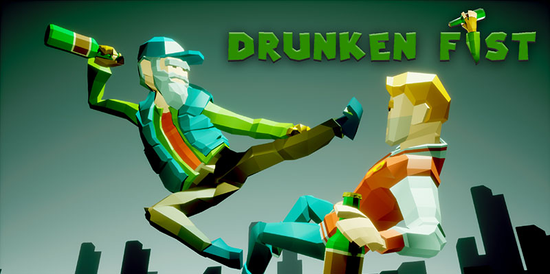 Drunken Fist - Totally Accurate Beat 'em up - торрент