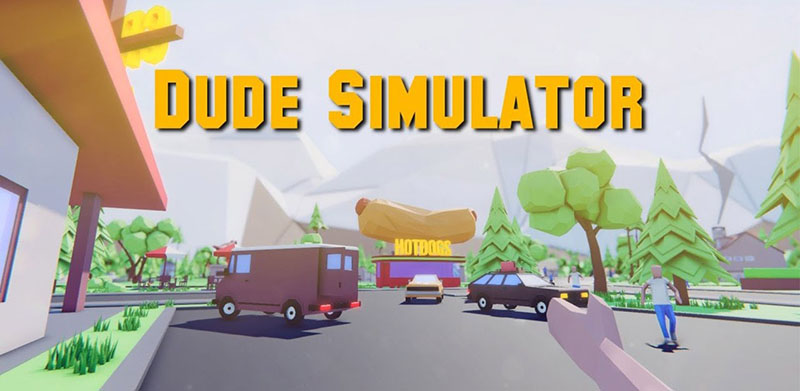 Dude Simulator 3 - торрент