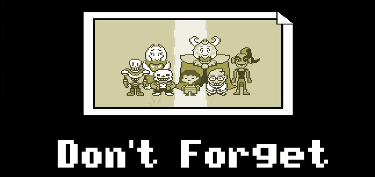 Undertale: Don't Forget v2.4.0 - торрент