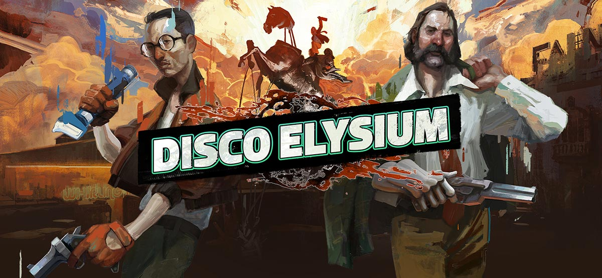Disco Elysium Build 4290106 - торрент