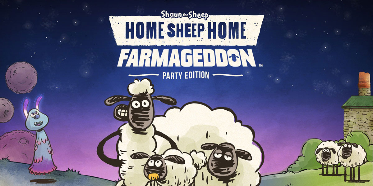 Home Sheep Home: Farmageddon Party Edition v01.11.2019 на компьютер - торрент
