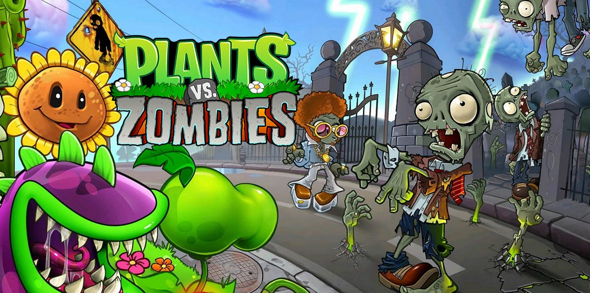 Plants vs. Zombies PC - на русском для компьютера