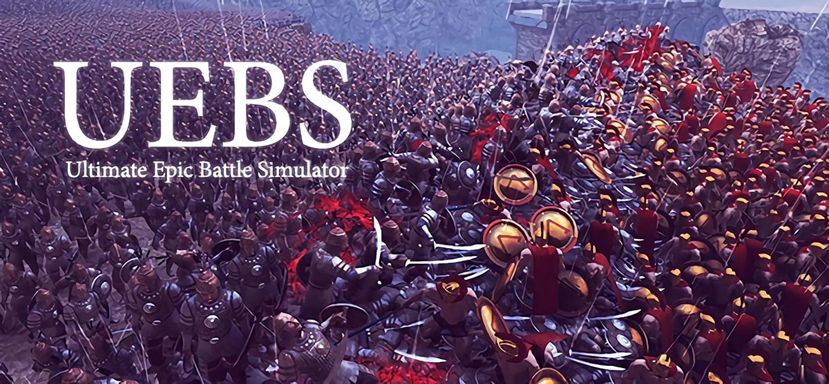 Ultimate Epic Battle Simulator / UEBS v1.7 - торрент