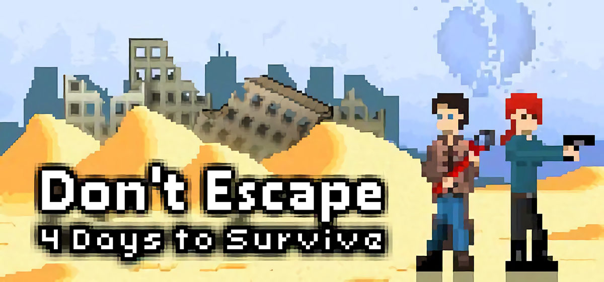 Don't Escape: 4 Days to Survive v1.2.1 - торрент