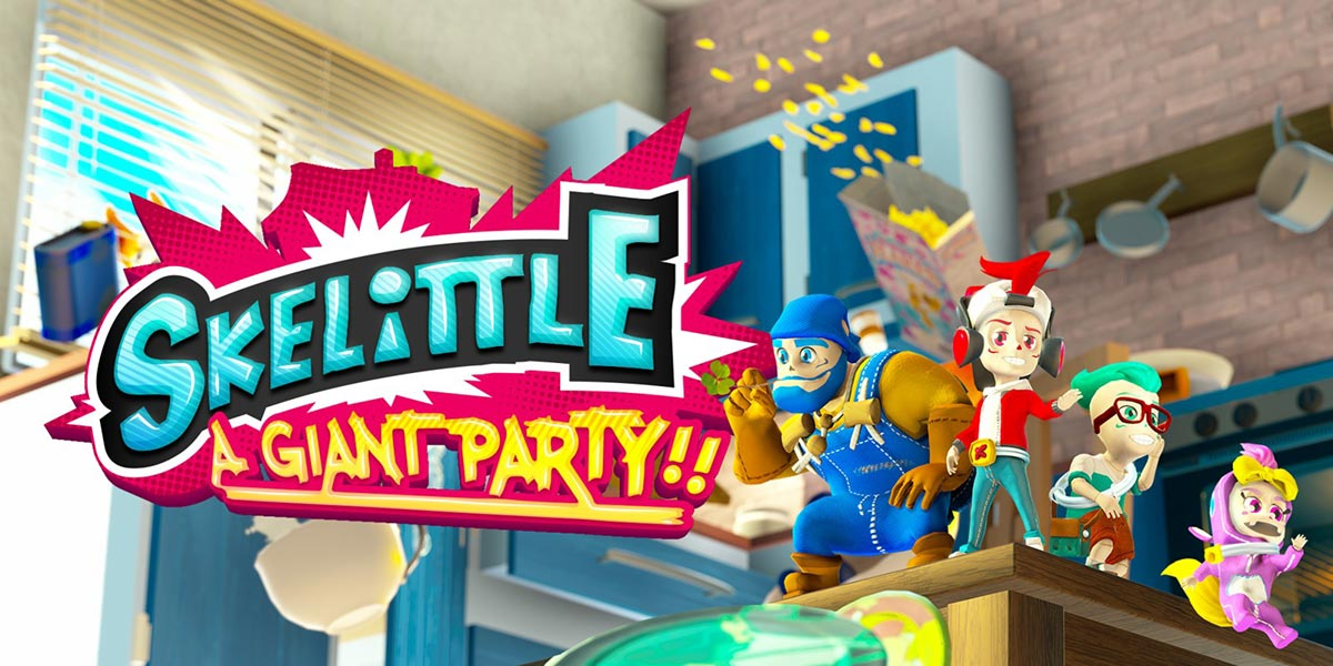 Skelittle: A Giant Party!! - торрент