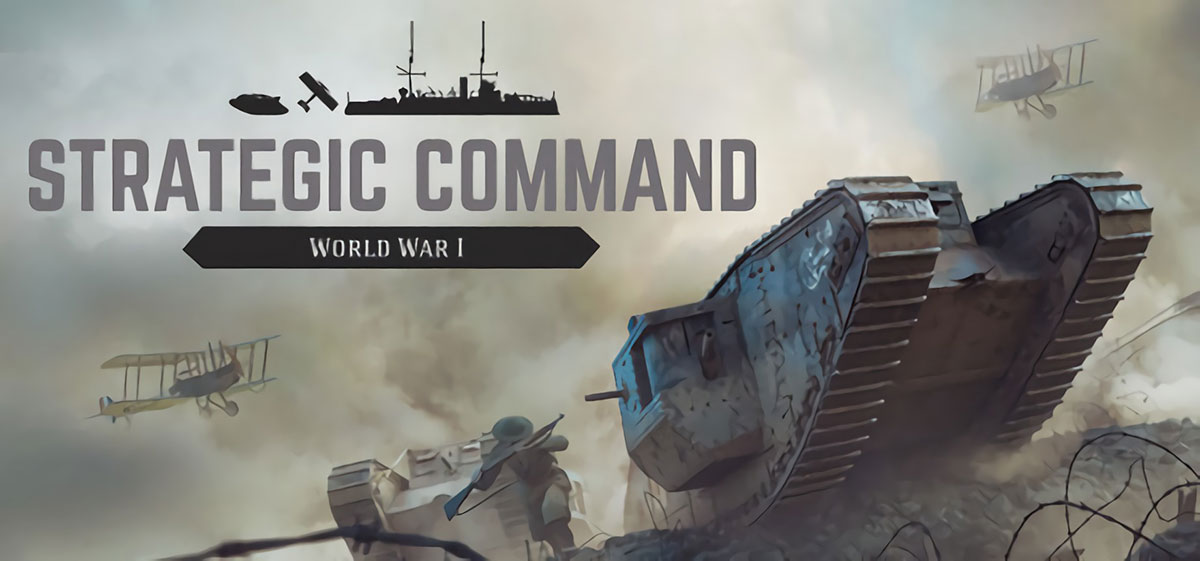 Strategic Command: World War I v1.01.05 - торрент