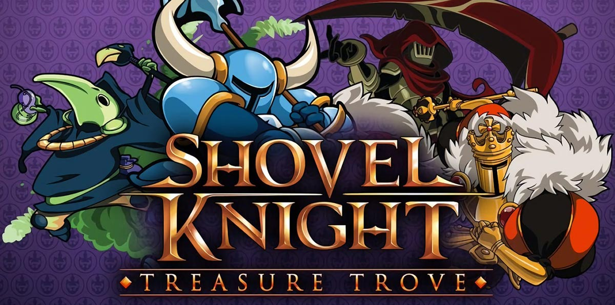 Shovel Knight: Treasure Trove v4.1 - торрент