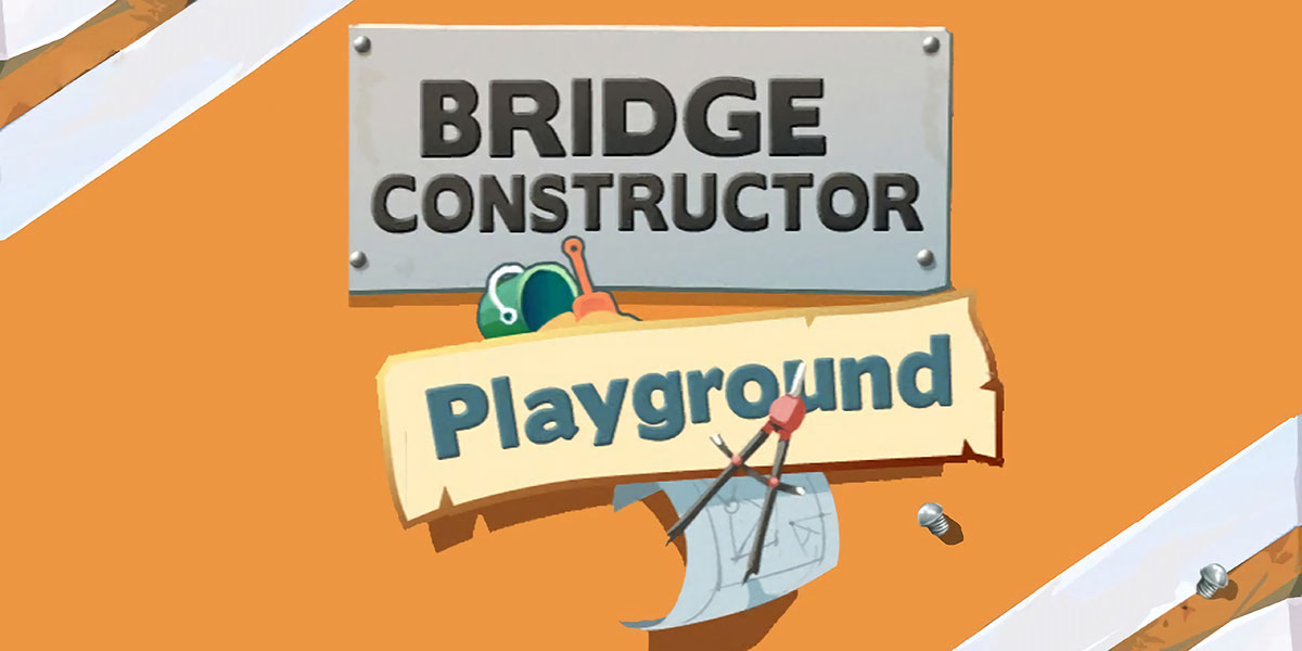 Bridge Constructor Playground v4.0 - торрент
