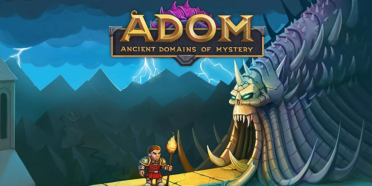 ADOM (Ancient Domains Of Mystery) v3.3.3 - торрент