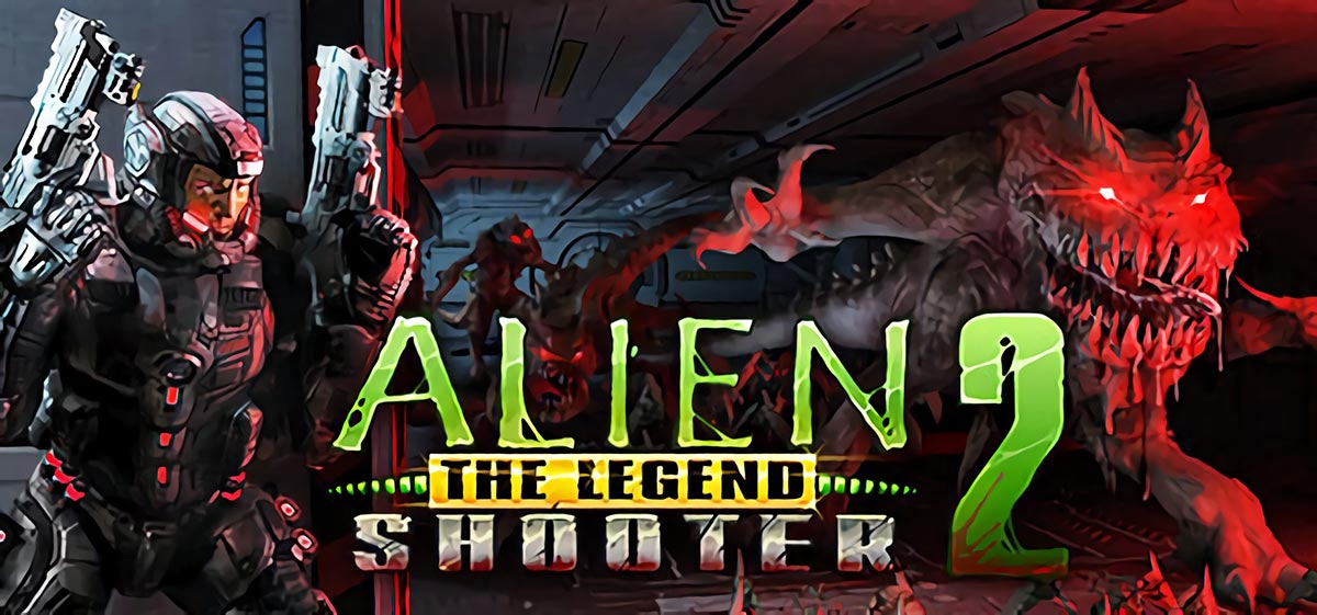 Alien Shooter 2 - The Legend v1.0.0 - торрент