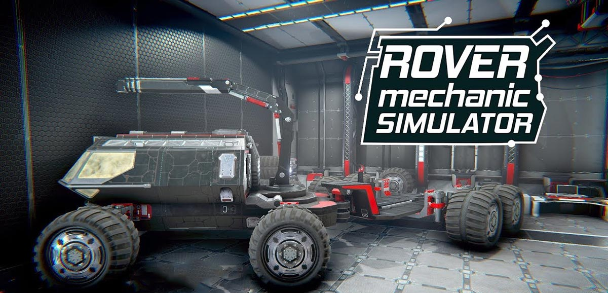 Rover Mechanic Simulator v0.3.4.3 - торрент
