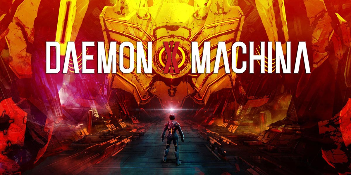 DAEMON X MACHINA v1.0.0 - торрент