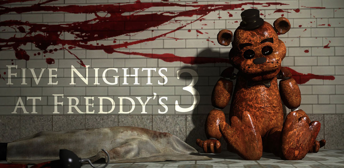 Five Nights at Freddy's 3 v1.032 PC - игра на компьютер