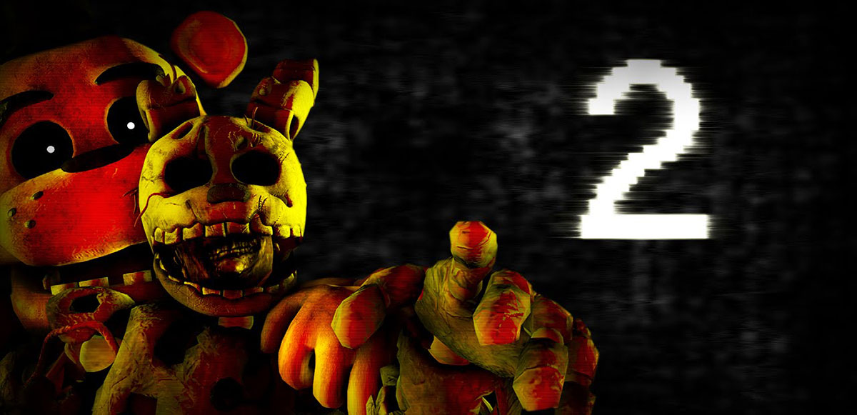 Five Nights at Freddy's 2 v1.033 PC - игра на компьютер