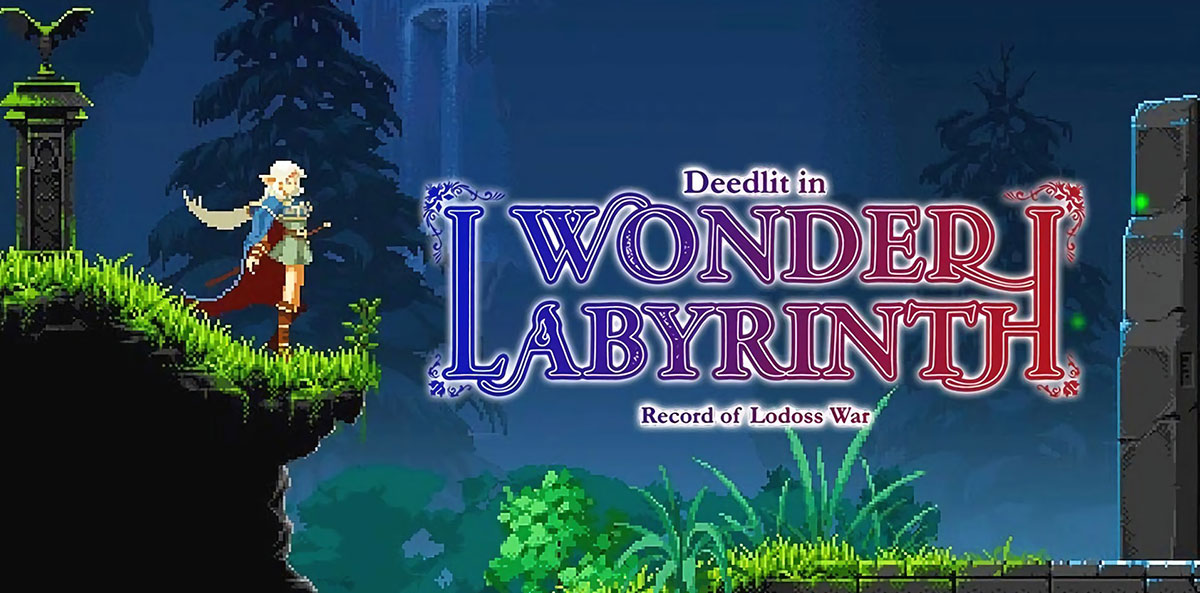 Record of Lodoss War-Deedlit in Wonder Labyrinth- торрент