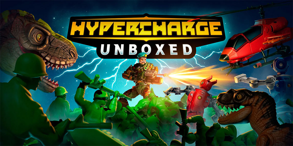 HYPERCHARGE: Unboxed - торрент