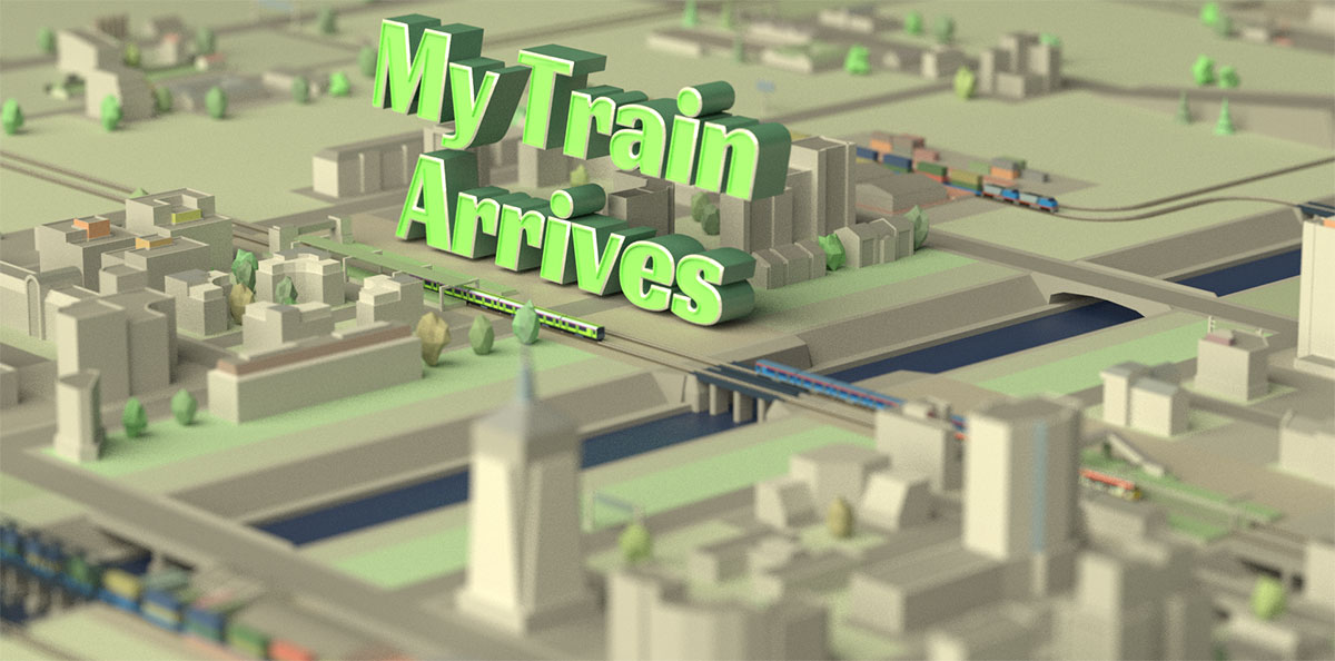 My Train Arrives v03.05.2020 - торрент