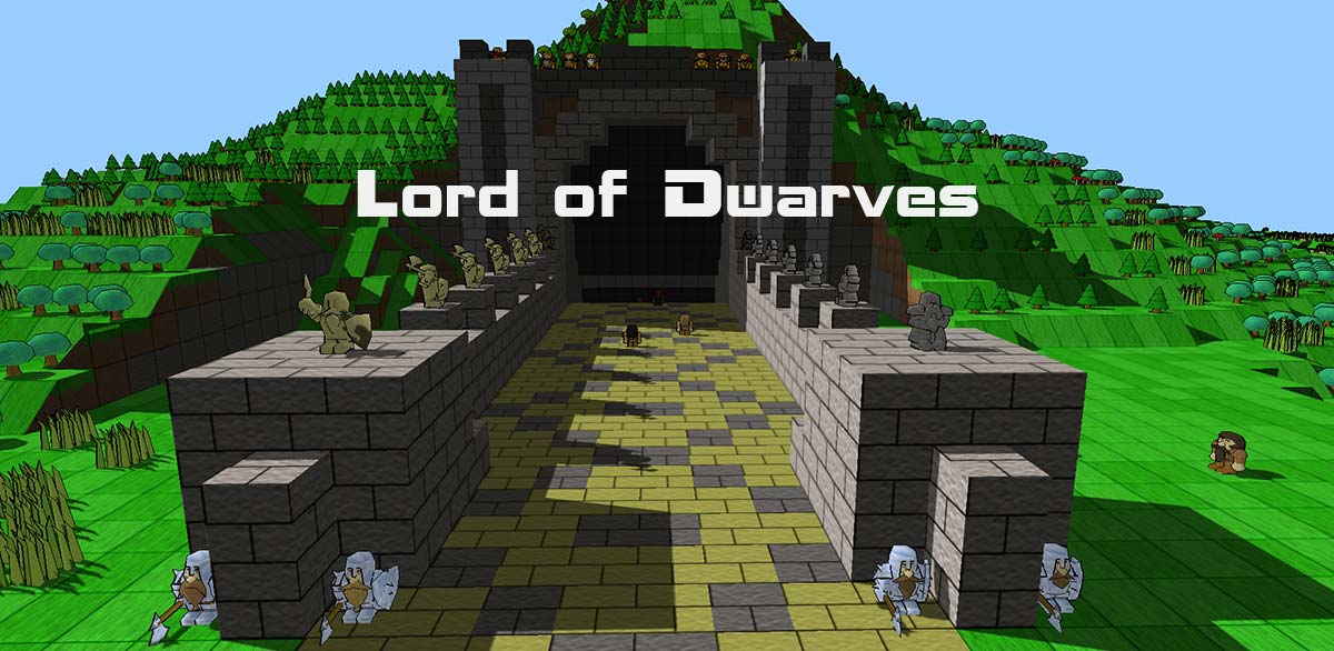 Lord of Dwarves v1.0 - торрент
