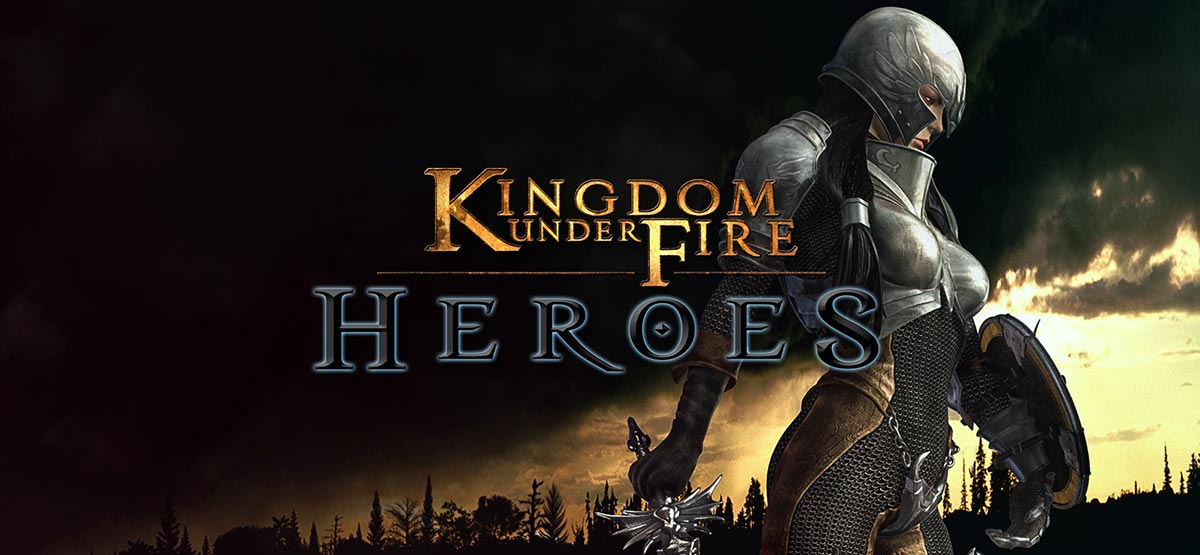 Kingdom Under Fire: Heroes v1.18 - торрент