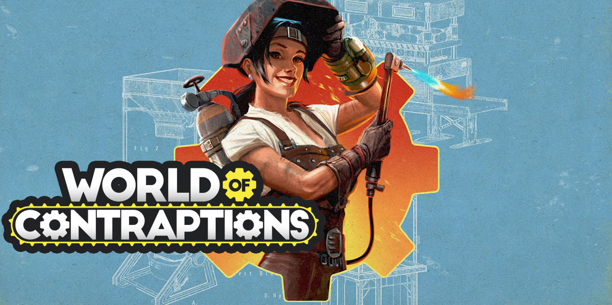 World of Contraptions v0.30.0 - торрент