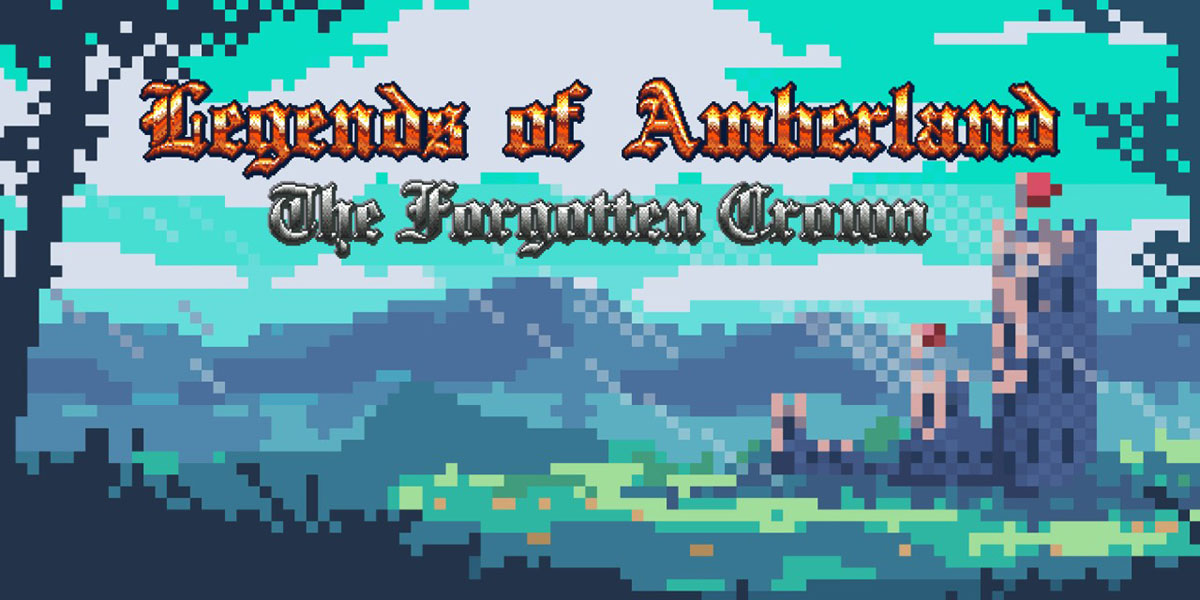 Legends of Amberland: The Forgotten Crown v1.23 - торрент